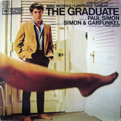 Simon & Garfunkel, Dave Grusin ‎– The Graduate (Original Sound Track Recording)
