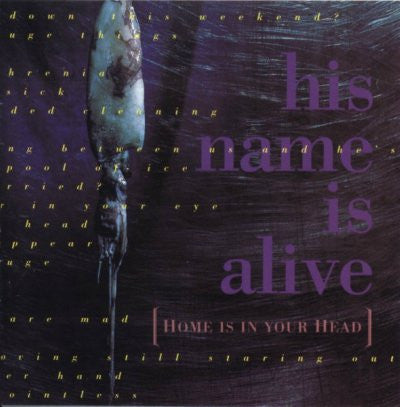 His Name Is Alive ‎– Home Is In Your Head