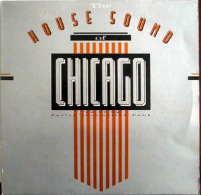 Various ‎– The House Sound Of Chicago