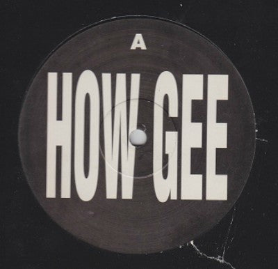 Black Machine ‎– How Gee (Promo)