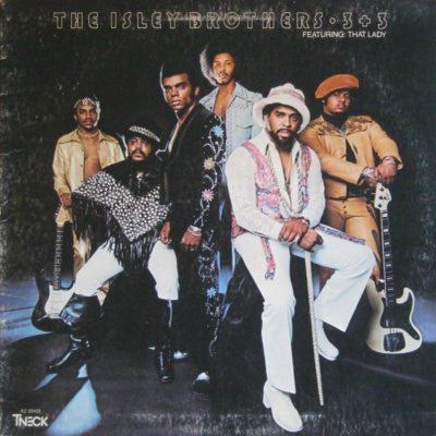 The Isley Brothers ‎– 3 + 3