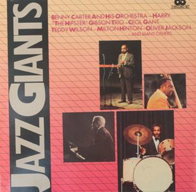 Various ‎– Jazz Giants (2xLP)