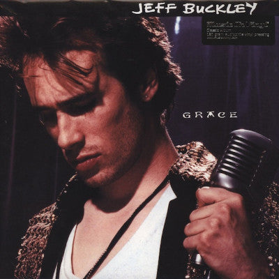Jeff Buckley ‎– Grace (180g LP)