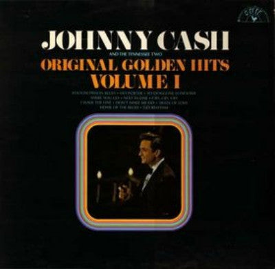 Johnny Cash And The Tennessee Two ‎– Original Golden Hits Volume I