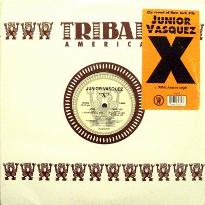 Junior Vasquez ‎– X