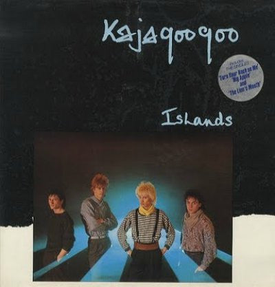 Kajagoogoo ‎– Islands
