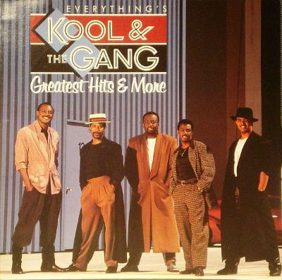 Kool & The Gang ‎– Everything Is Kool & The Gang - Greatest Hits & More
