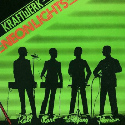Kraftwerk ‎– Neon Lights