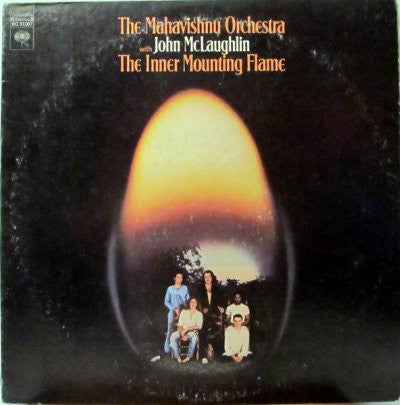 Mahavishnu Orchestra, The With John McLaughlin ‎– The Inner Mounting Flame