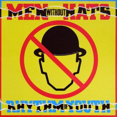 Men Without Hats ‎– Rhythm Of Youth