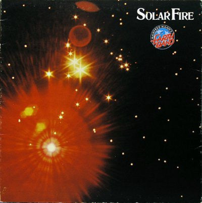Manfred Mann's Earth Band ‎– Solar Fire