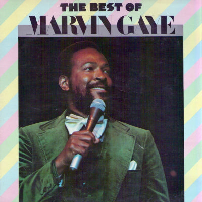 Marvin Gaye ‎– The Best Of Marvin Gaye's Greatest Hits