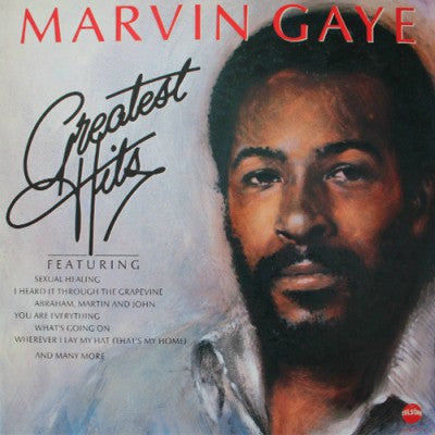 Marvin Gaye ‎– Greatest Hits
