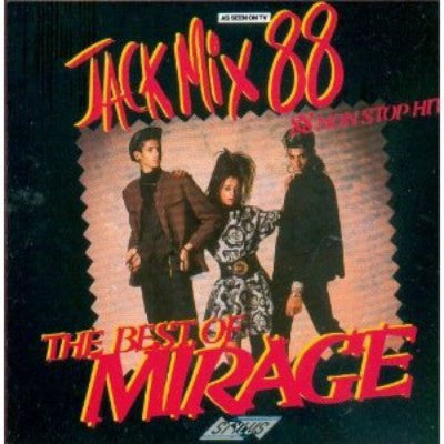 Mirage ‎– Jack Mix 88 - The Best Of Mirage - 88 Non Stop Hits