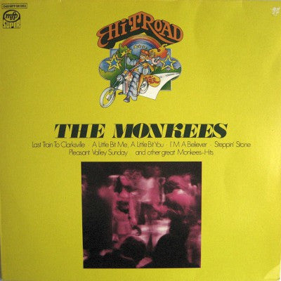 The Monkees ‎– The Monkees