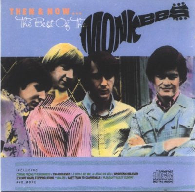 Monkees, The ‎– Then & Now... The Best Of The Monkees