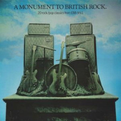 A Monument To British Rock Volume 1