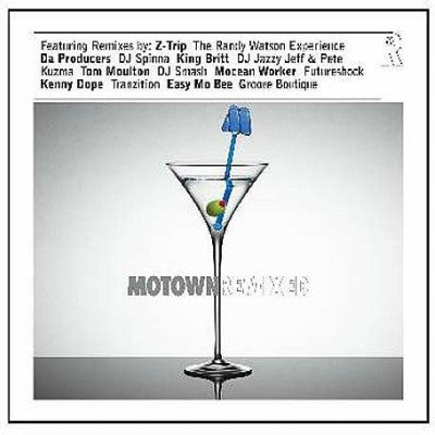 Motown Remixed (3xLP)