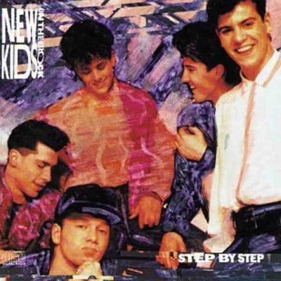 New Kids On The Block ‎– Step By Step