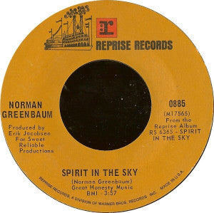 Norman Greenbaum ‎– Spirit In The Sky