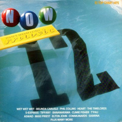Various ‎– Now That's What I Call Music 12 (2xLP)