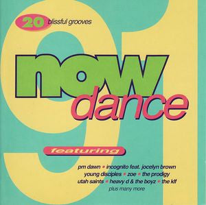 Various ‎– Now Dance 91
