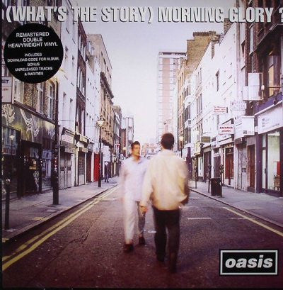 Oasis ‎– (What's The Story) Morning Glory? (2xLP)