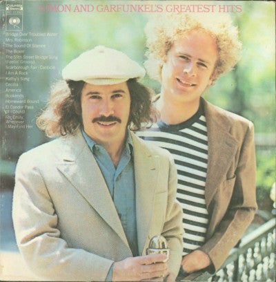 Simon & Garfunkel ‎– Simon And Garfunkel's Greatest Hits