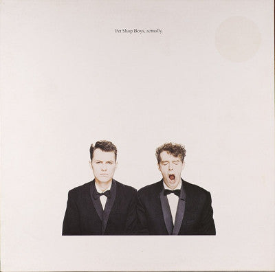 Pet Shop Boys ‎– Actually