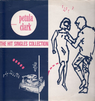 Petula Clark ‎– The Hit Singles Collection (2xLP)