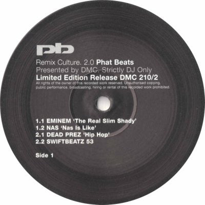Various ‎– Phat Beats 210