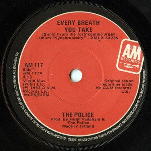 Police, The ‎– Every Breath You Take