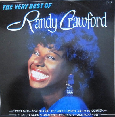Randy Crawford ‎– The Very Best Of