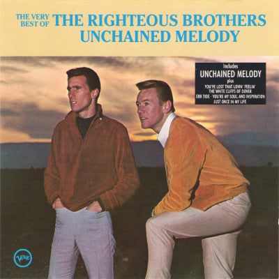 The Righteous Brothers ‎– The Very Best Of The Righteous Brothers - Unchained Melody