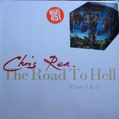 Chris Rea ‎– The Road To Hell / Josephine
