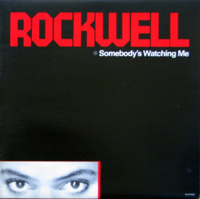 Rockwell ‎– Somebody's Watching Me