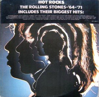 The Rolling Stones ‎– Hot Rocks 1964-1971 (2xLP)