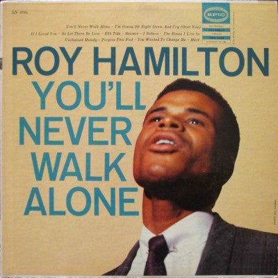 Roy Hamilton  ‎– You'll Never Walk Alone