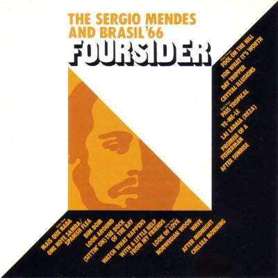 Sergio Mendes And Brasil '66 ‎– The Sergio Mendes And Brasil '66 Foursider (2xLP)