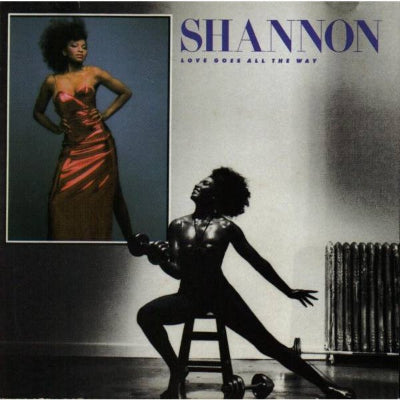 Shannon ‎– Love Goes All The Way