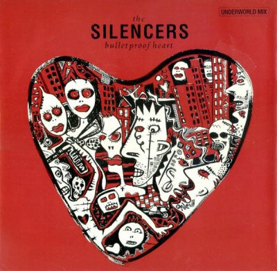 Silencers, The ‎– Bulletproof Heart