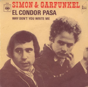 Simon And Garfunkel ‎– El Condor Pasa