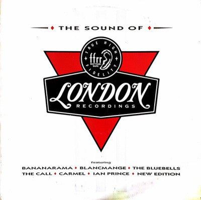 The Sound Of London Recordings Plak