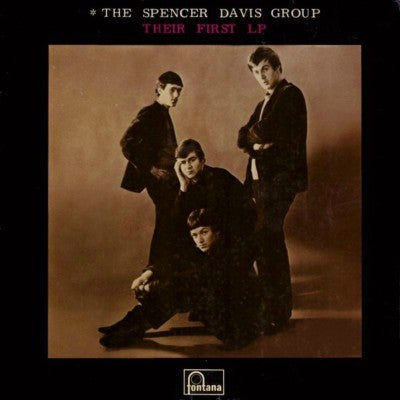 The Spencer Davis Group ‎– Their First LP