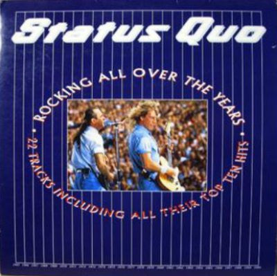 Status Quo ‎– Rocking All Over The Years (2xLP)