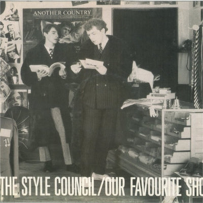 Style Council, The ‎– Our Favourite Shop