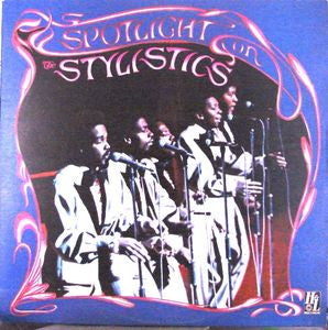 Stylistics, The ‎– Spotlight On The Stylistics (2xLP)