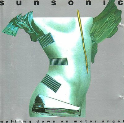 Sunsonic ‎– Melting Down On Motor Angel