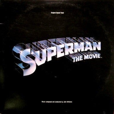 John Williams ‎– Superman The Movie (Original Sound Track) (2xLP)