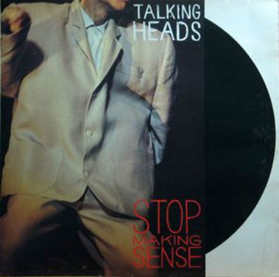 Talking Heads ‎– Stop Making Sense
